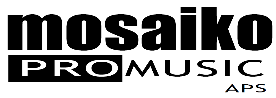 Mosaiko ProMusic APS